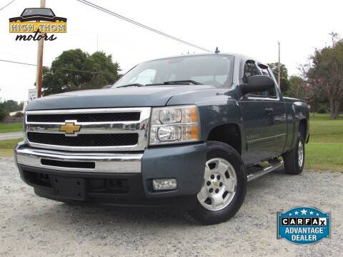 2010 Chevrolet Silverado 1500 for sale at High-Thom Motors in Thomasville NC