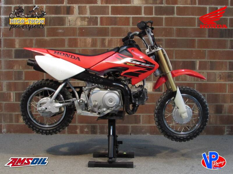2004 Honda CRF 50 for sale at High-Thom Motors - Powersports in Thomasville NC