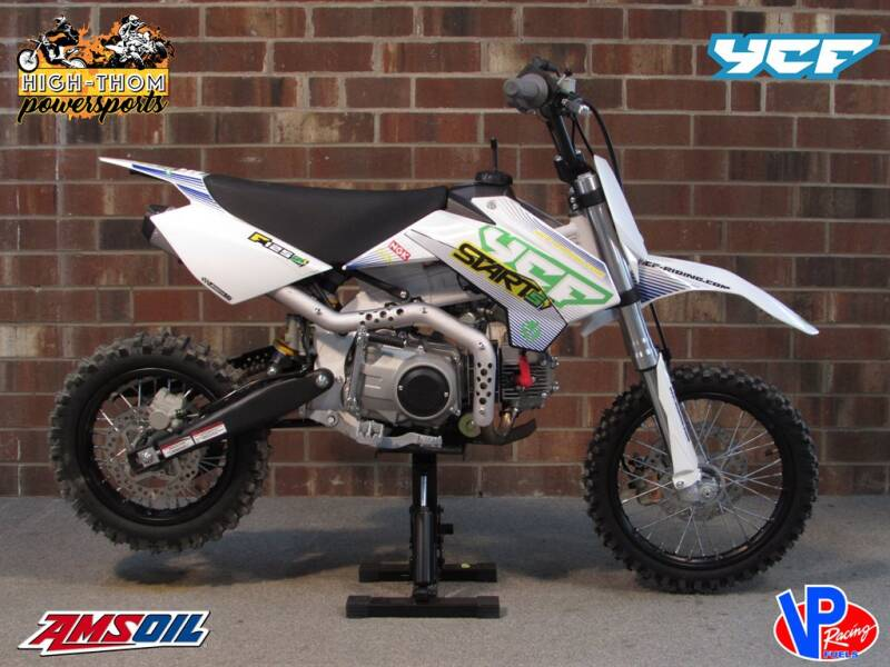 2020 YCF Start F125se for sale at High-Thom Motors - Powersports in Thomasville NC