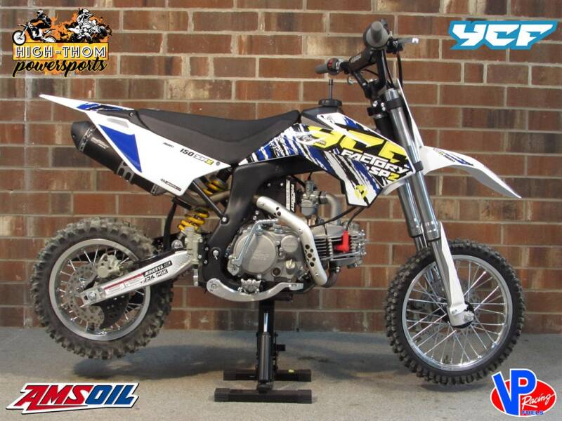 2020 YCF Factory SP2 150 for sale at High-Thom Motors - Powersports in Thomasville NC