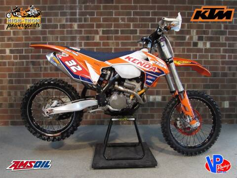2013 KTM 250 SX-F for sale at High-Thom Motors - Powersports in Thomasville NC