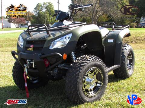 2020 Kymco MXU 450i LE for sale at High-Thom Motors - Powersports in Thomasville NC