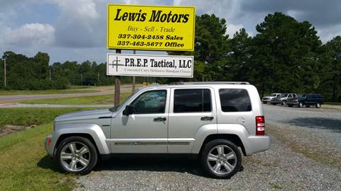 2012 Jeep Liberty for sale in Deridder, LA