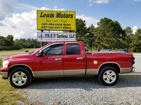 2008 Dodge Ram Pickup 1500 for sale in Deridder, LA