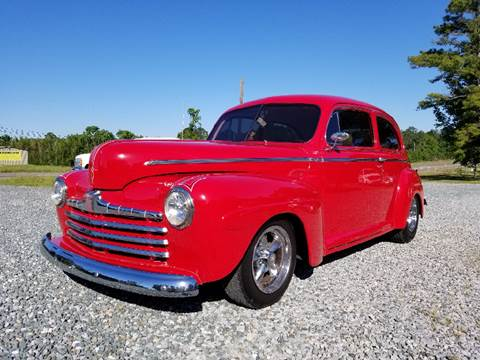 1946 Ford 2 Door Street Rod for sale at Lewis Motors LLC in Deridder LA