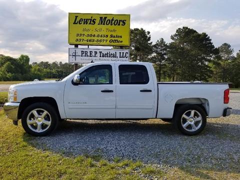 2012 Chevrolet Silverado 1500 for sale at Lewis Motors LLC in Deridder LA