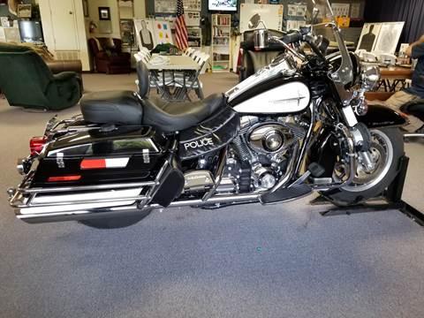 2007 HarleyDavidson RoadKingPolicePackage for sale at Lewis Motors LLC in Deridder LA