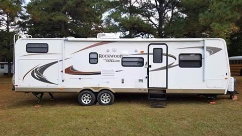 2011 Rockwood SignatureUltraM-8317RKSS for sale at Lewis Motors LLC in Deridder LA