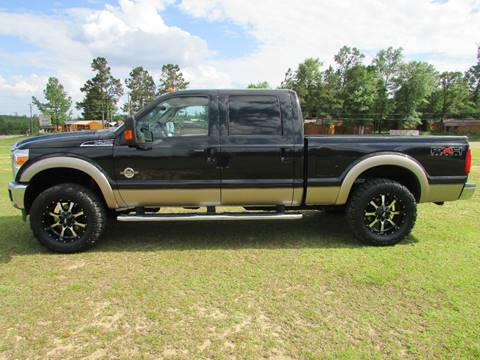 2011 Ford F-250 Super Duty for sale in Hattiesburg, MS