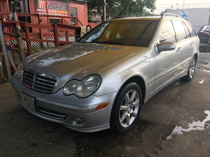 2005 Mercedes Benz C Class For Sale At Robles Motor Group, LLC In