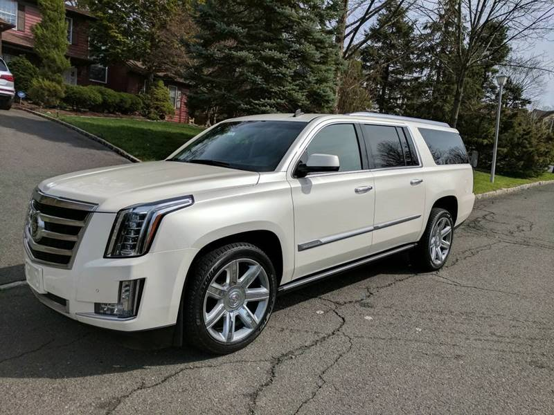 2015 Cadillac Escalade Esv Premium In Tampa Fl Robles Motor Group