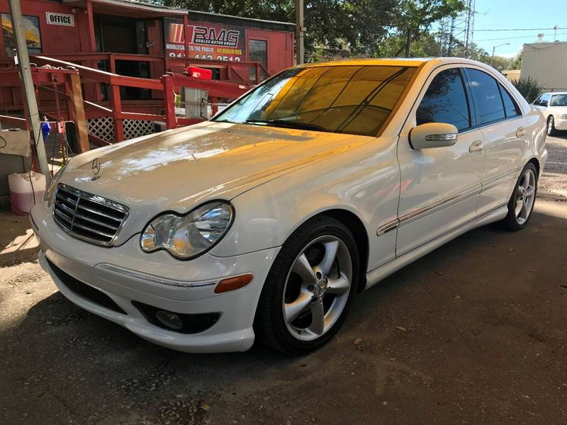 Exceptional 2006 Mercedes Benz C Class For Sale At Robles Motor Group, LLC In