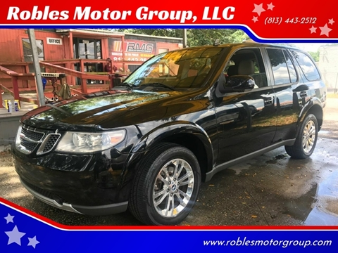 2009 Saab 9-7X for sale in Tampa, FL