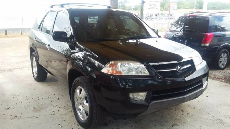 Acura MDX In Tampa FL Robles Motor Group LLC - Acura mdx 2003 for sale