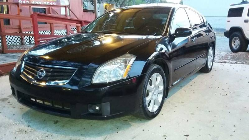 2007 Nissan Maxima For Sale At Robles Motor Group, LLC In Tampa FL