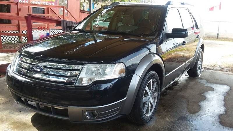 2008 Ford Taurus X Sel In Tampa Fl Robles Motor Group Llc
