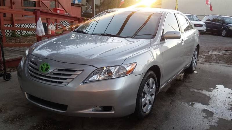 2007 Toyota Camry For Sale At Robles Motor Group, LLC In Tampa FL