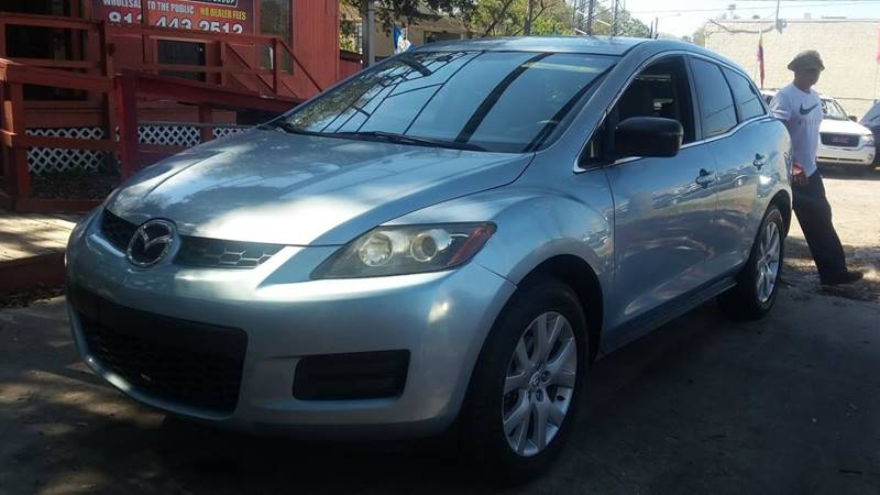 2007 Mazda CX 7 For Sale At Robles Motor Group, LLC In Tampa FL
