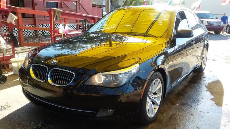 2009 BMW 5 Series For Sale At Robles Motor Group LLC In Tampa FL