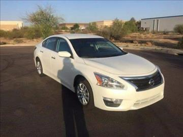 2015 Nissan Altima for sale in West Palm Beach FL