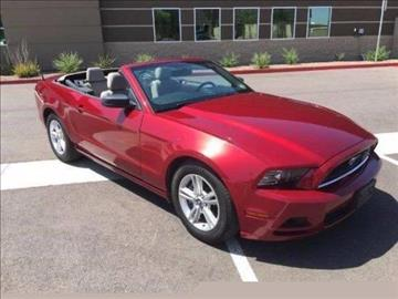 2014 Ford Mustang for sale in West Palm Beach FL