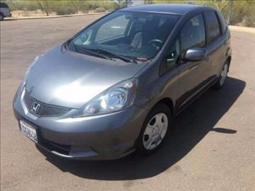 2013 Honda Fit for sale in West Palm Beach FL