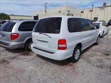 2005 Kia Sedona for sale in West Palm Beach FL
