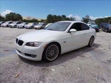 2008 BMW 3 Series for sale in West Palm Beach FL