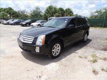 2009 Cadillac SRX for sale in West Palm Beach FL