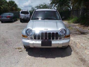 2005 Jeep Liberty for sale in West Palm Beach FL