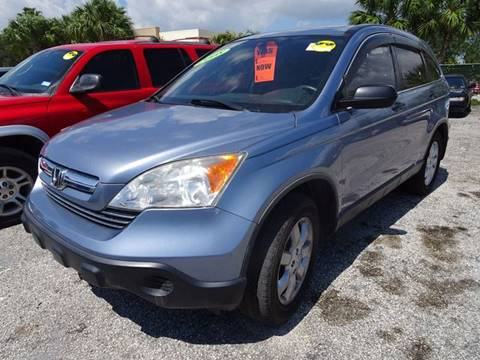2008 Honda CR-V for sale in West Palm Beach FL