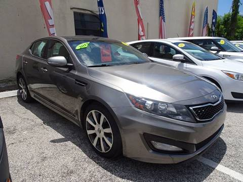 2013 Kia Optima for sale in West Palm Beach FL