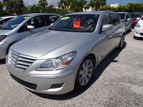 2009 Hyundai Genesis for sale in West Palm Beach FL
