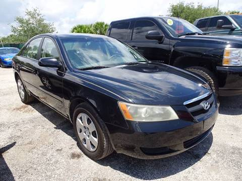 2007 Hyundai Sonata for sale in West Palm Beach FL
