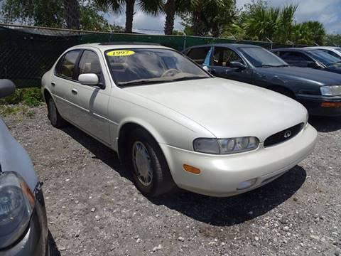 1997 Infiniti J30 for sale in West Palm Beach, FL