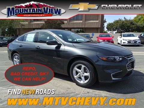 2017 Chevrolet Malibu for sale in Upland, CA