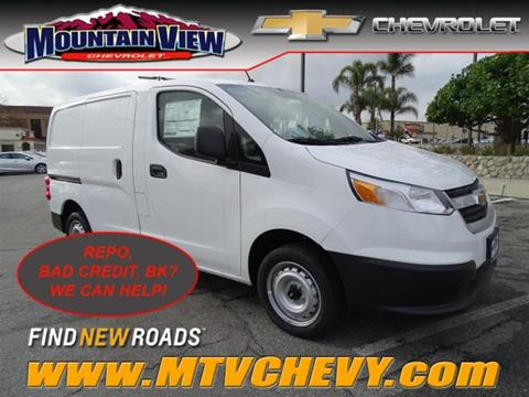 2017 Chevrolet City Express Cargo for sale in Upland, CA