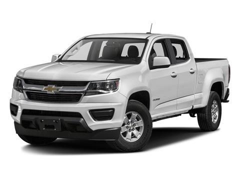2017 Chevrolet Colorado for sale in Upland, CA