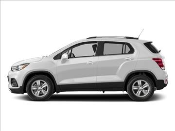 2017 Chevrolet Trax for sale in Upland, CA