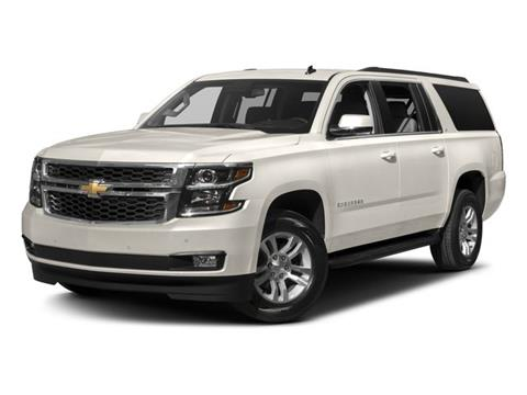 2017 Chevrolet Suburban for sale in Upland, CA