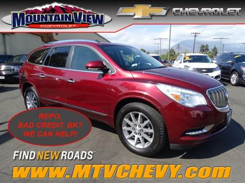 2016 Buick Enclave for sale in Upland, CA