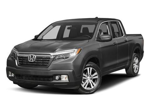 2017 Honda Ridgeline for sale in Upland, CA