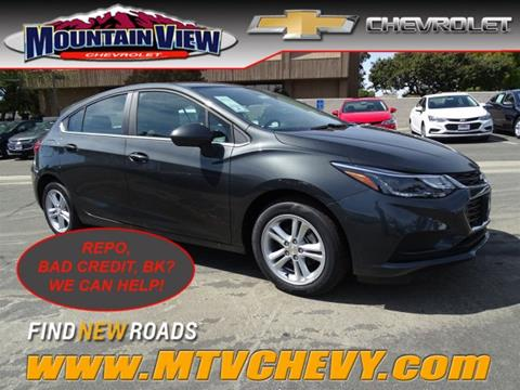 2017 Chevrolet Cruze for sale in Upland, CA