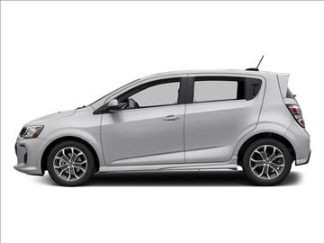 2017 Chevrolet Sonic for sale in Upland, CA