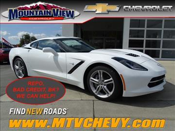 2017 Chevrolet Corvette for sale in Upland, CA