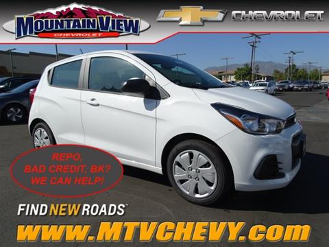 2017 Chevrolet Spark for sale in Upland, CA
