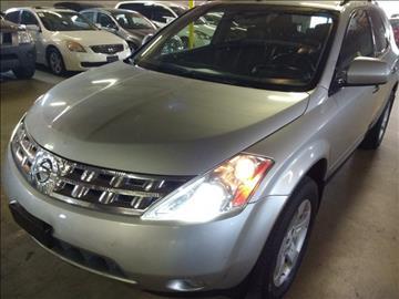 2004 Nissan Murano for sale in Carrollton, TX