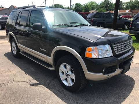 2005 Ford Explorer for sale in Indianapolis, IN