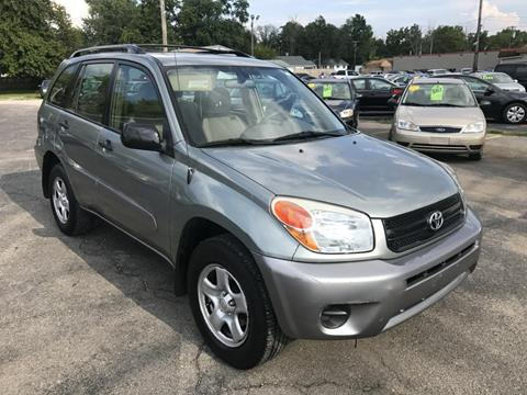 2004 Toyota RAV4 for sale in Indianapolis, IN