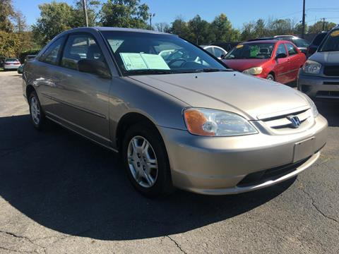 2002 Honda Civic for sale in Indianapolis, IN